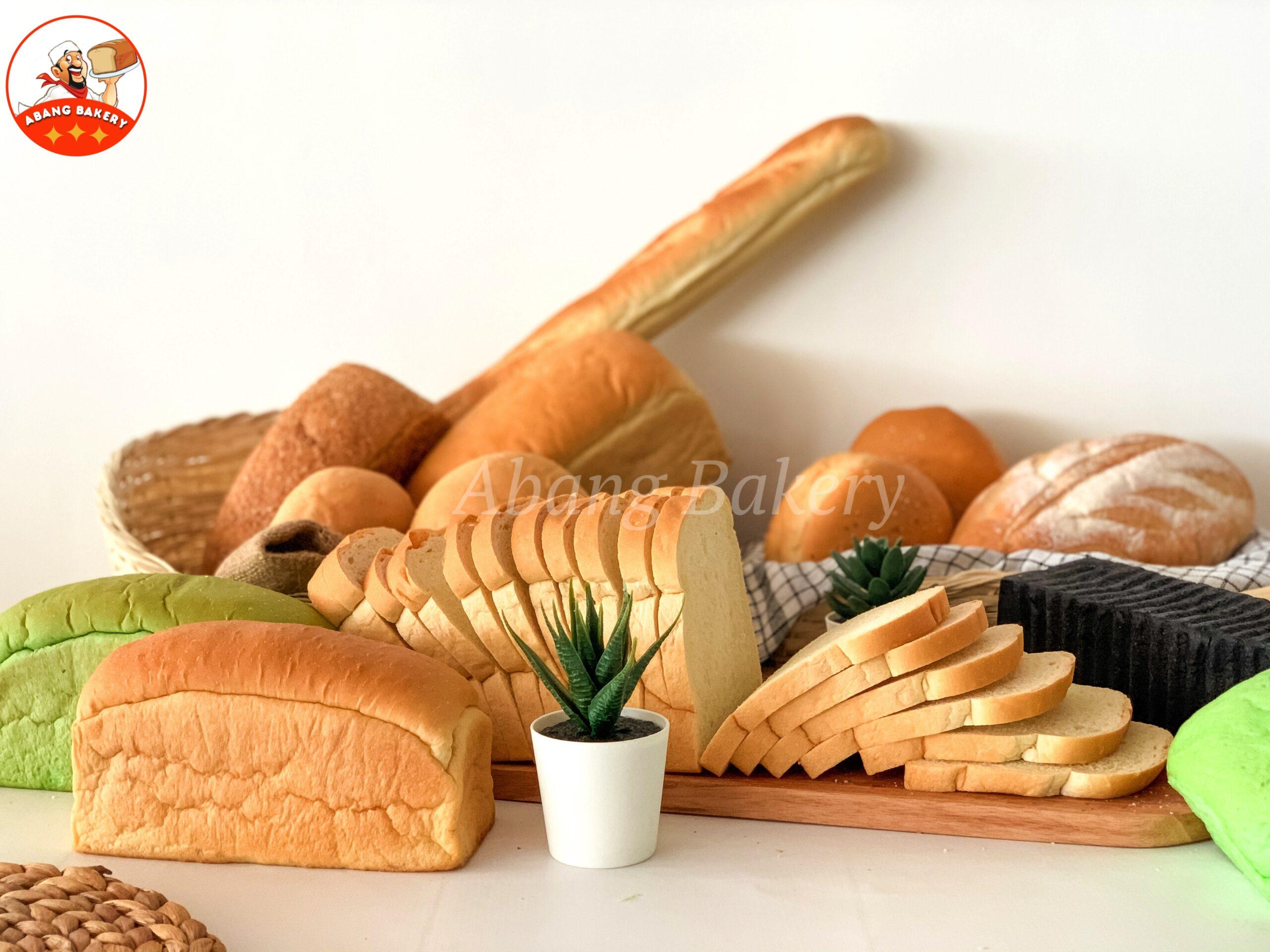roti tawar abang bakery